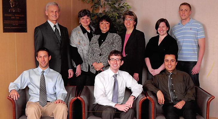 2010 Magnuson Scholars